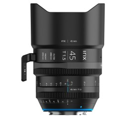 Irix Cine Lens 150mm T3.0 for Canon EF Metric
